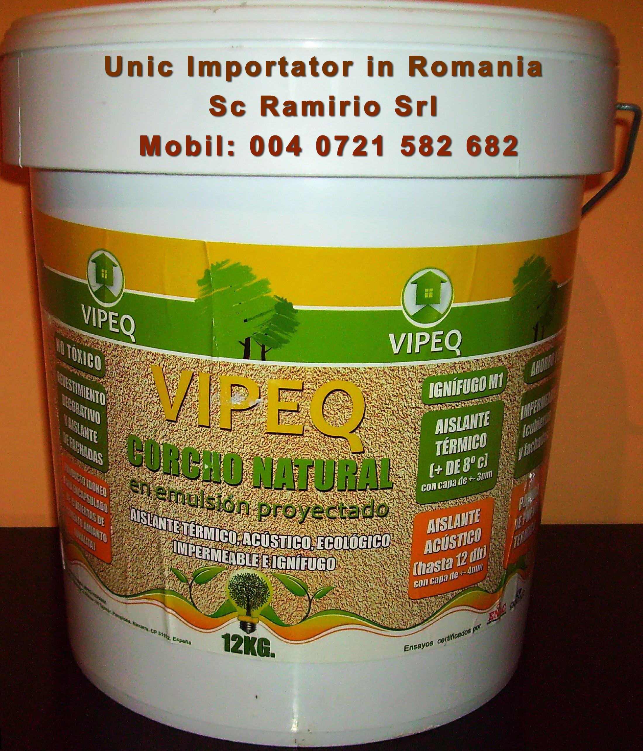 VIPEQ ALB ( 12 Kg ) - pluta naturala in emulsie pulverizata